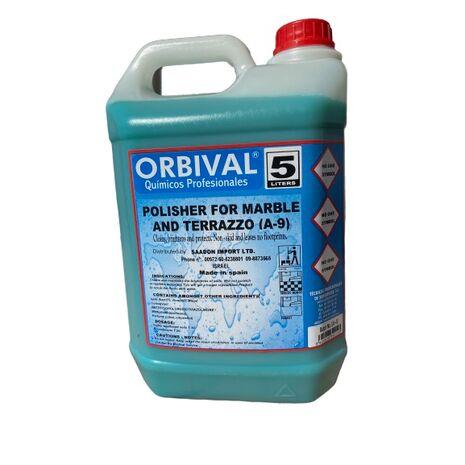 משמר קריסטל 5 ליטר ORBIVAL
